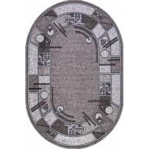 Ковер «Silver» ALBINA-3-GRAY