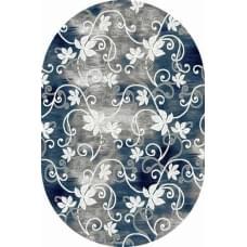 Ковер «Silver» D218-GRAY-BLUE