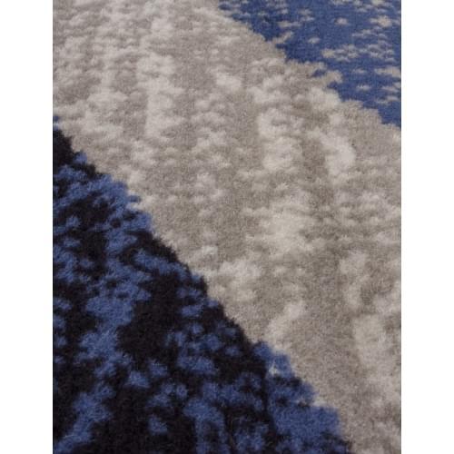 Ковер «Silver» D234-GRAY-BLUE
