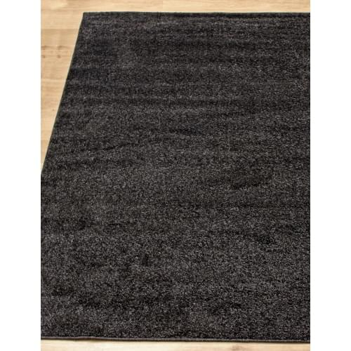 Ковер «Platinum shaggy» t600-black