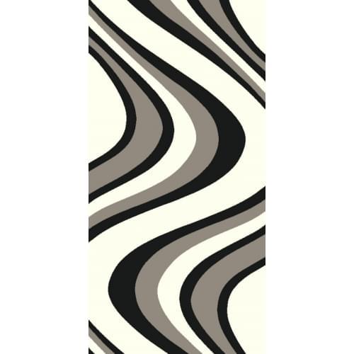 Ковер «Platinum shaggy» t617-gray-natural