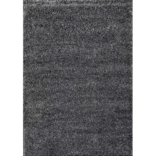 Ковер «Platinum shaggy» t600-gray-black