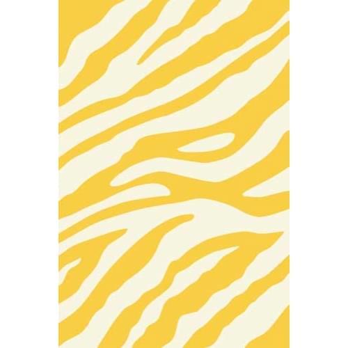 Ковер «Sunrise» d130-yellow-cream