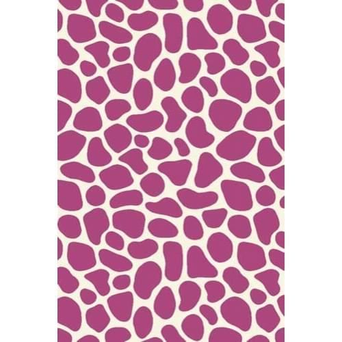 Ковер «Sunrise» p856-cream-pink