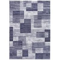 Ковер «Platinum shaggy» t635-blue