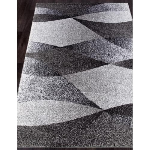Ковер «Platinum shaggy» t636-gray