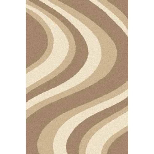 Ковер «Platinum shaggy» t617-dark-beige