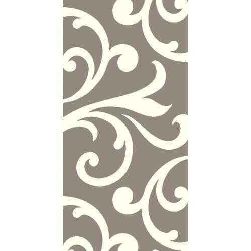 Ковер «Platinum shaggy» t644-gray-natural